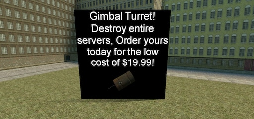 Steam Community :: Guide :: How to make a Gimbal Turret