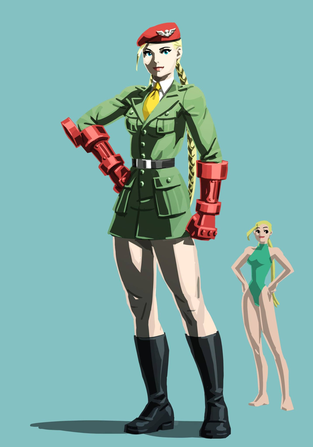 Heres a follow up quickie of the cammy