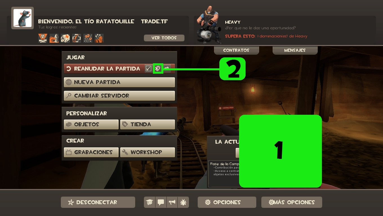 Steam Community :: Guide :: Como silenciar/mutear un jugador
