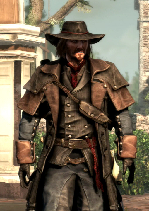 Steam Workshop Assassin S Creed Rogue Frontiersman Outfit