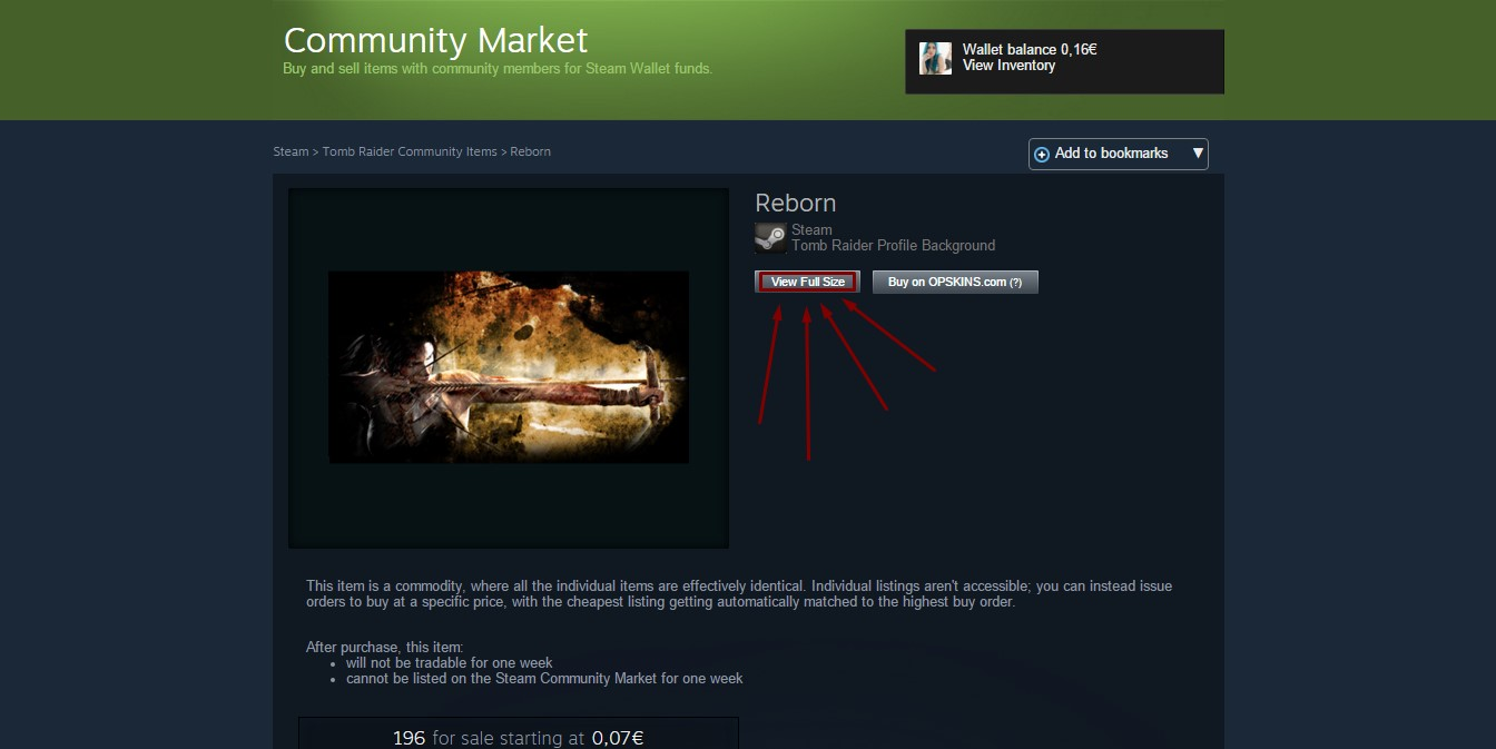 Steam Community Guide Eng How To Make Steam Artwork Profiles