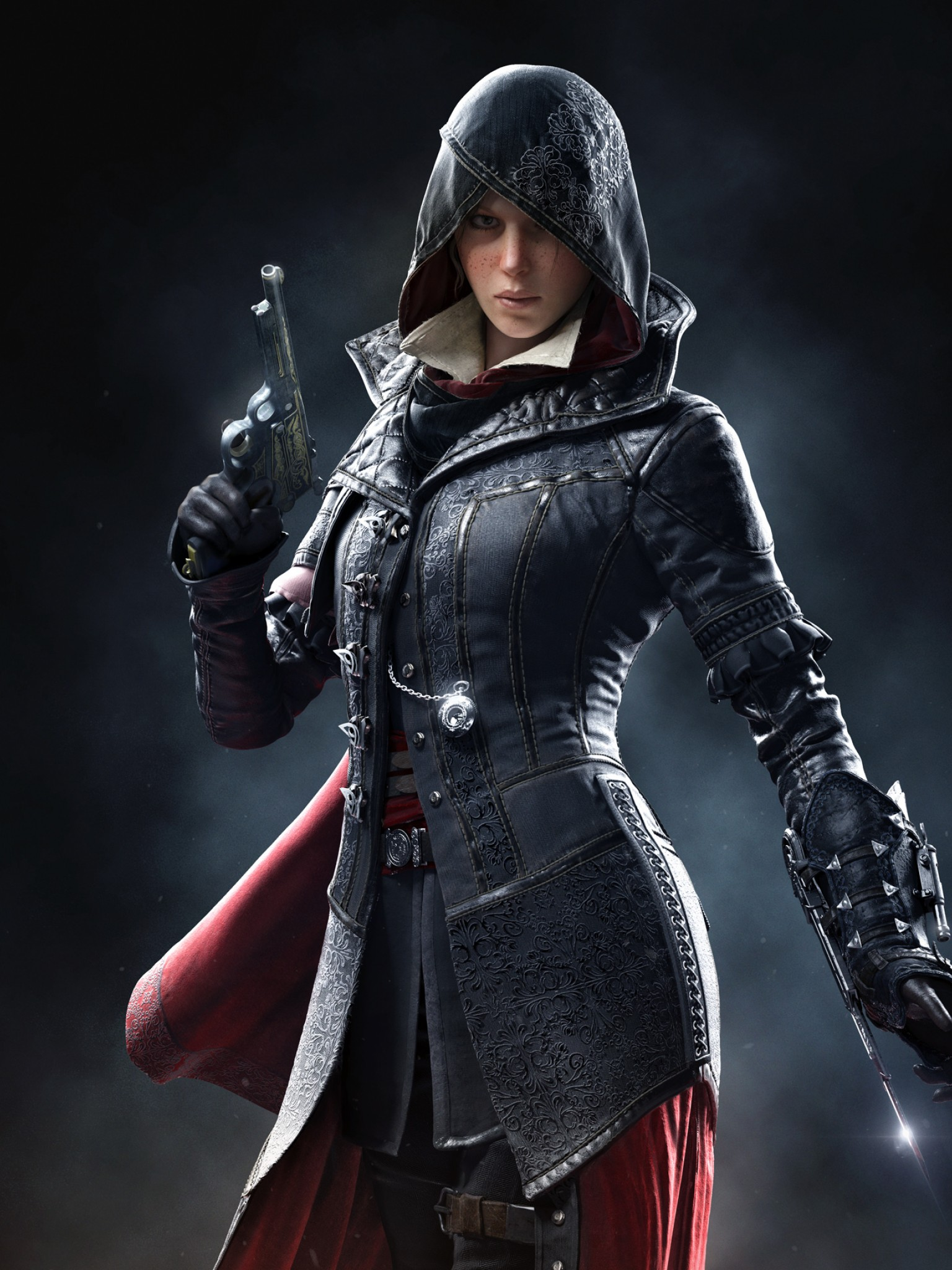 Steam Workshop Assassin S Creed Syndicate Evie Outfit