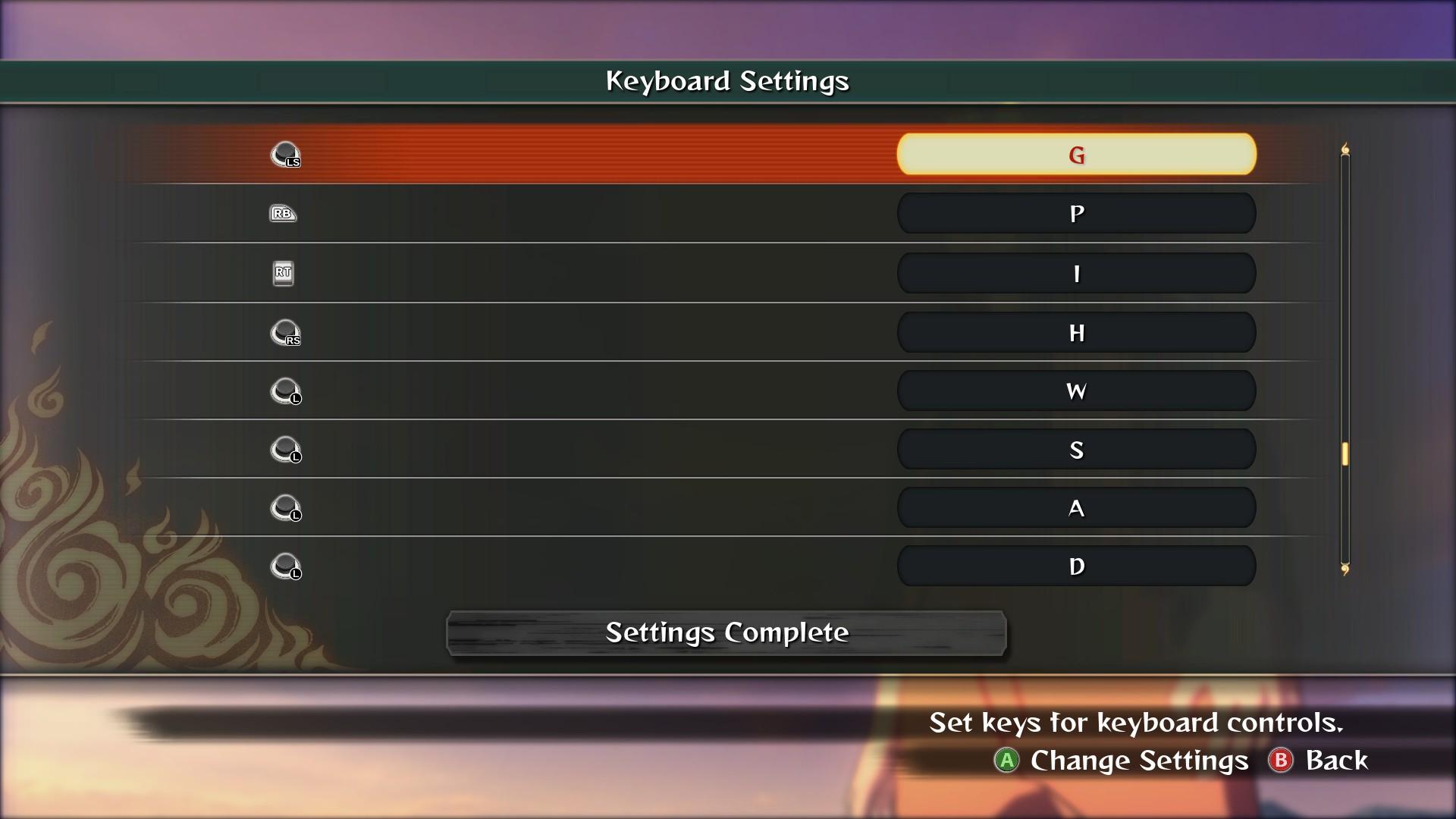 steam community    guide    naruto shippuden  ultimate ninja storm 4 keyboard controls guide