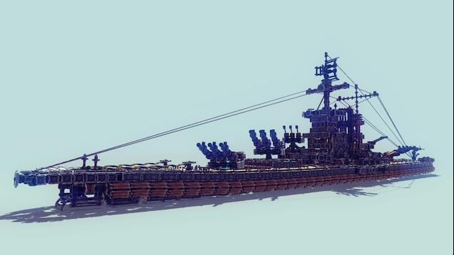 Steam Workshop :: IJN Yamato-Class Battleship