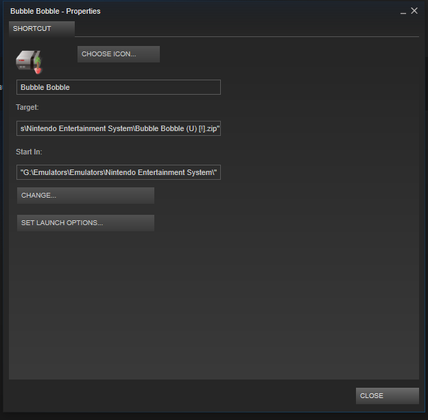 Steam Community :: Guide :: How to launch emulator games