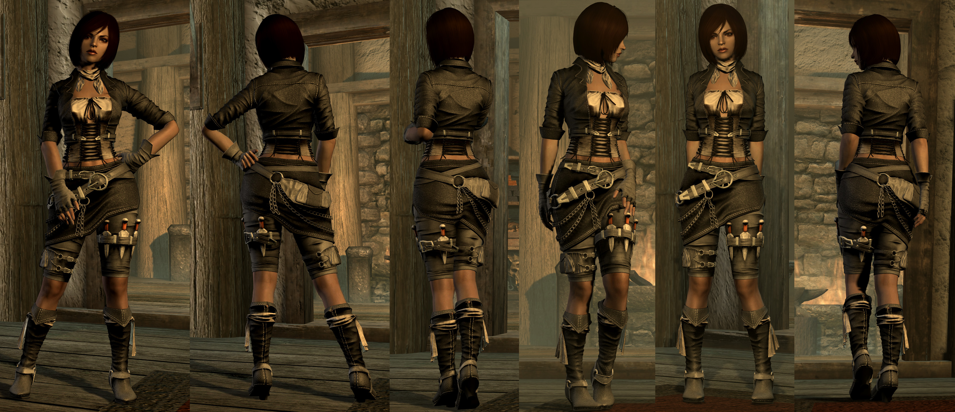 Unp tbbp armor