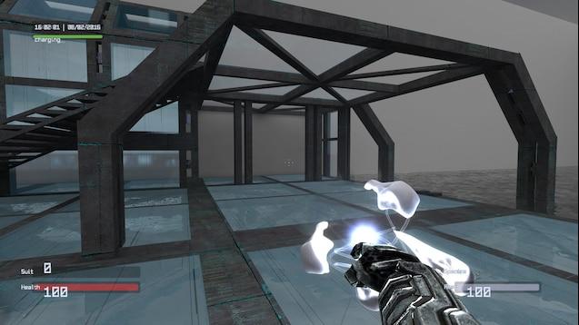 Steam Workshop :: Darken217's SciFi Weapons
