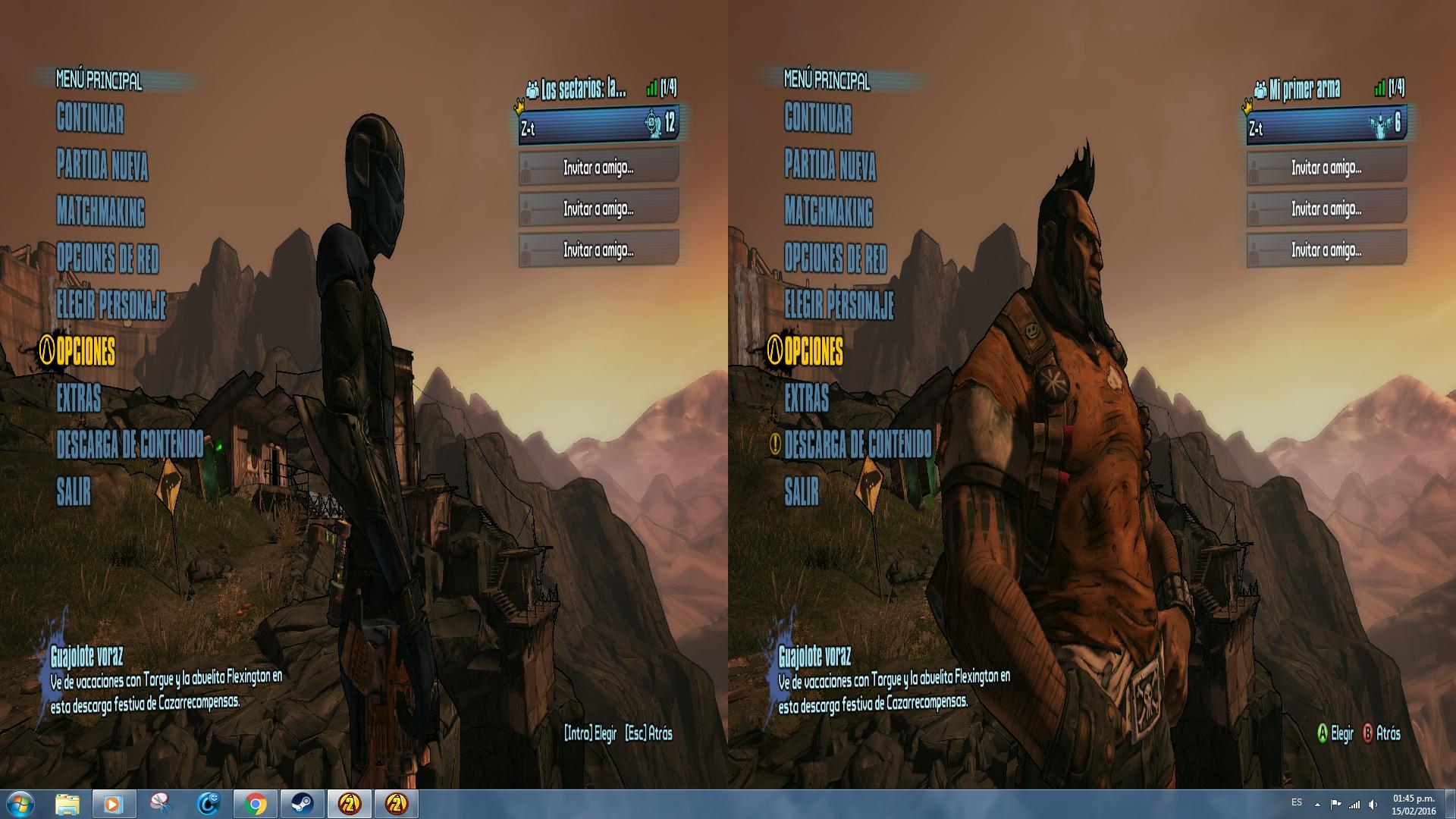 Steam Community Guide Jugar En Pantalla Dividida 4 Jugadores