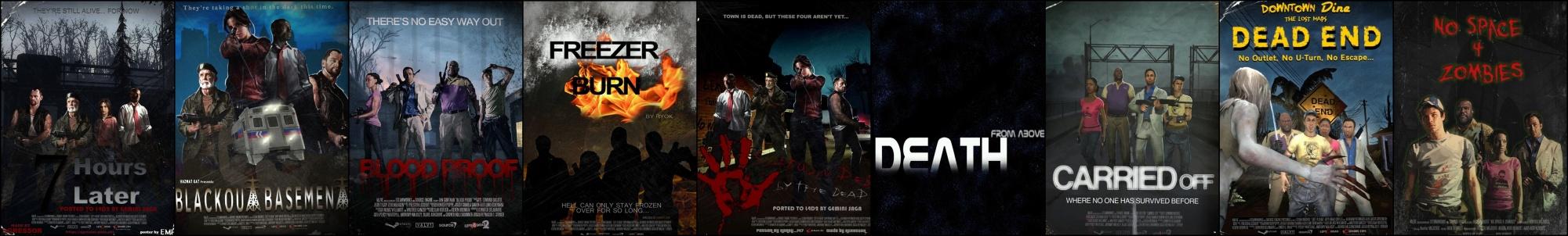 Сообщество Steam :: Руководство :: Top 50 Left 4 Dead 2 Custom Campaigns