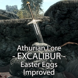 Skyrim Excalibur