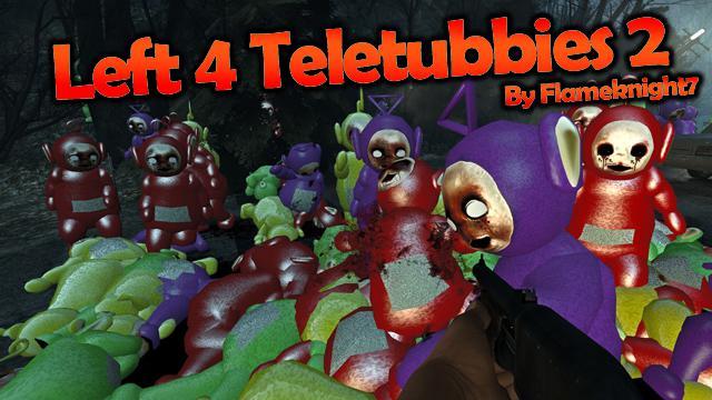 Steam Workshop :: Left 4 Teletubbies 2 Official