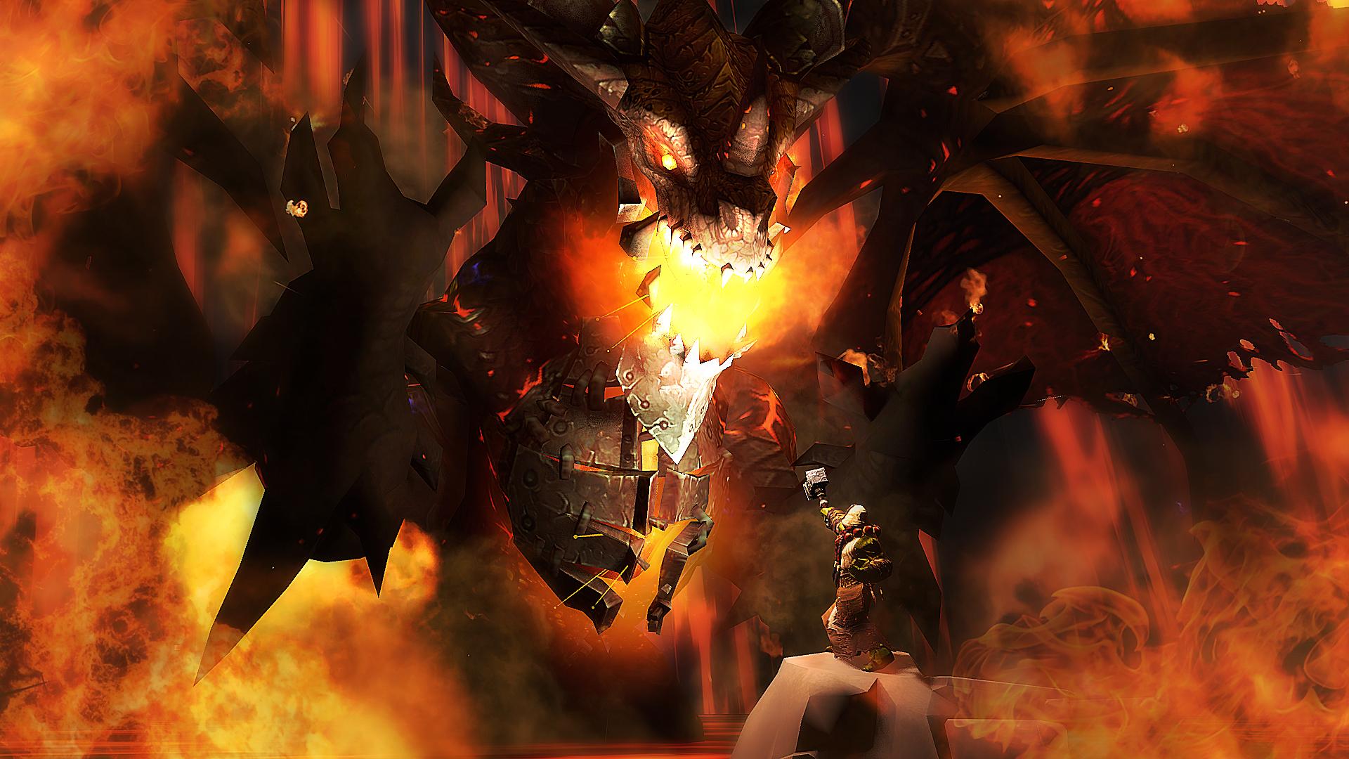 steam workshop world of warcraft cataclysm deathwing s dragon
