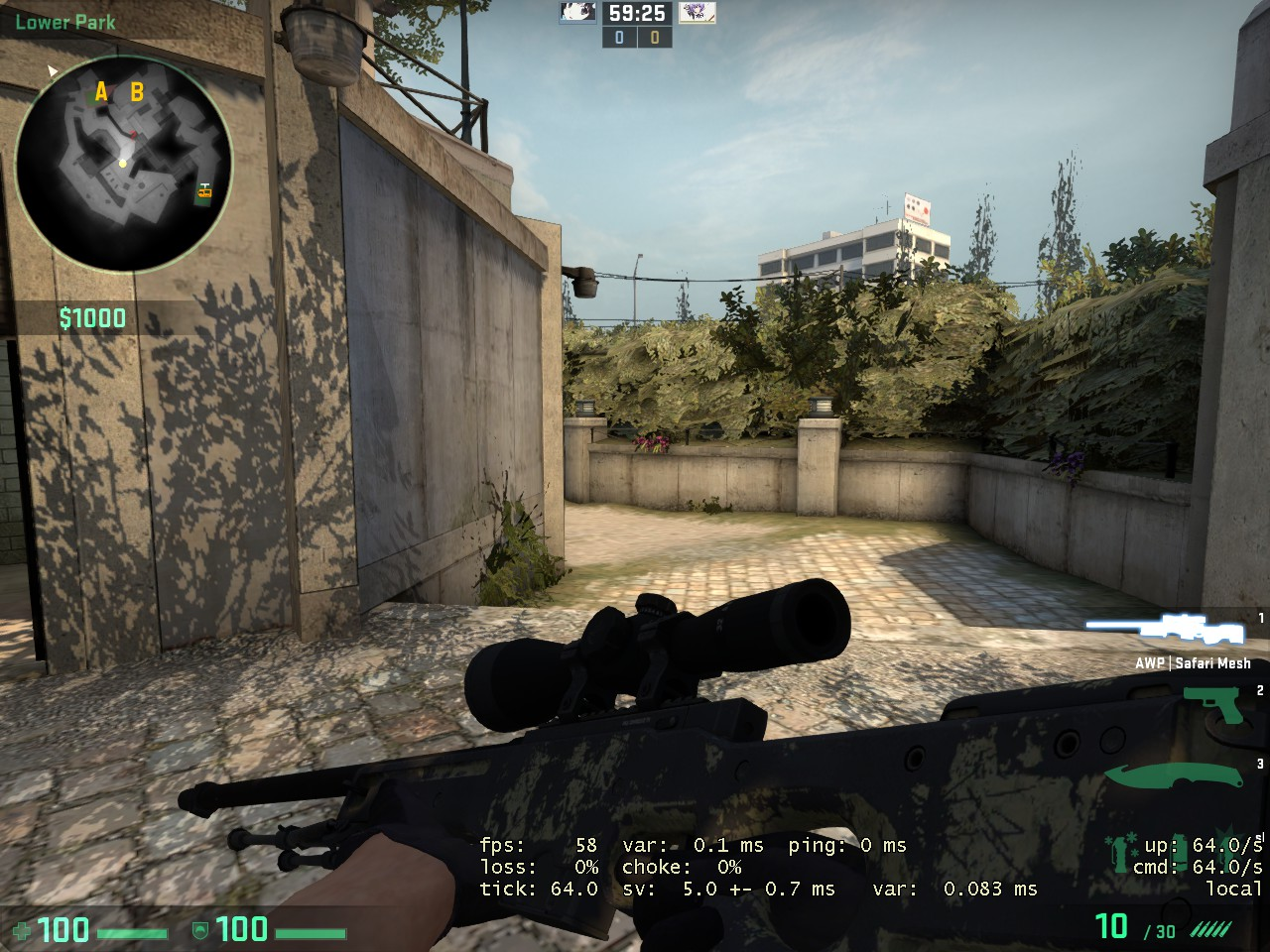 Steam Community :: Guide :: how 2 efectively quickscope in cs go