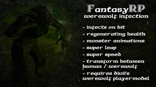 Steam Workshop :: Werewolf Infection SWEP (Fantasy RP)