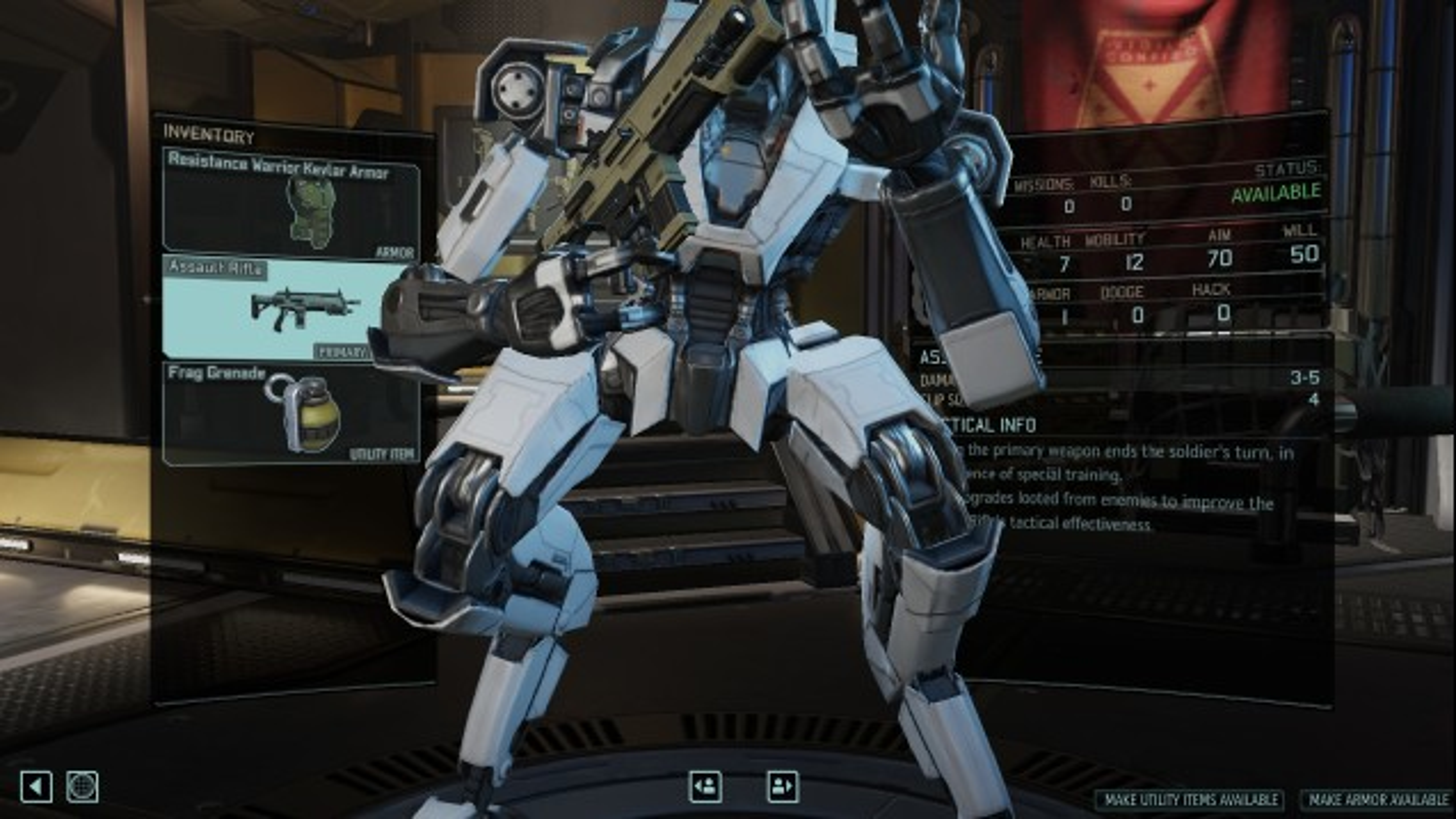 Steam Workshop Playable Advent MEC