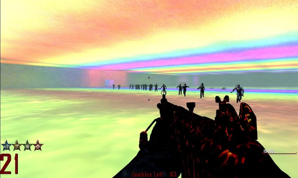 Steam Community :: Screenshot :: CoD WaW custom zombie map Cryogenic