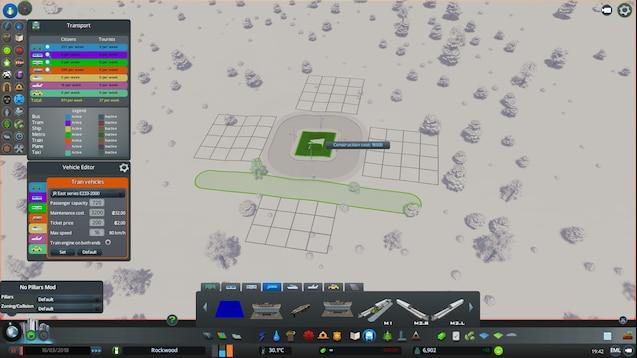 Steam Workshop :: Railway-as-Metro Station