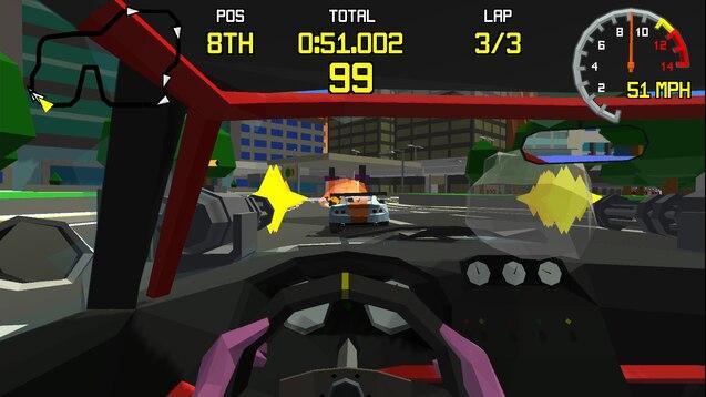 Steam Greenlight :: Racing Apex