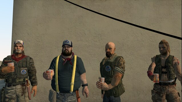 Steam Workshop Dead Rising 2 Psychopaths
