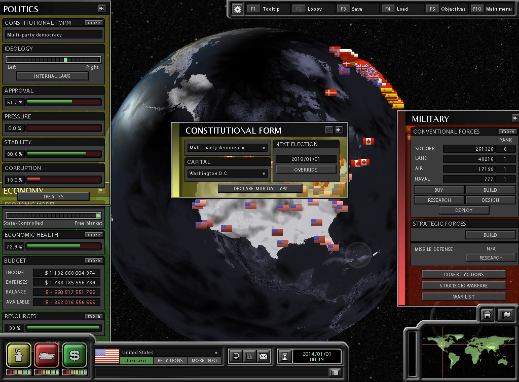 Steam Community :: Guide :: Political and Economic Guide for
