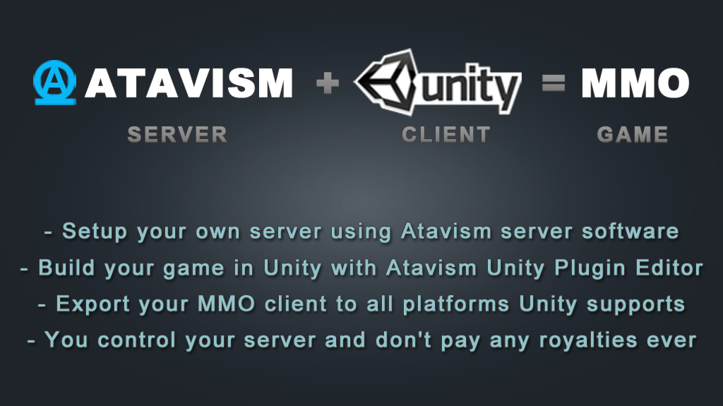 Steam Greenlight :: Atavism MMO Creator