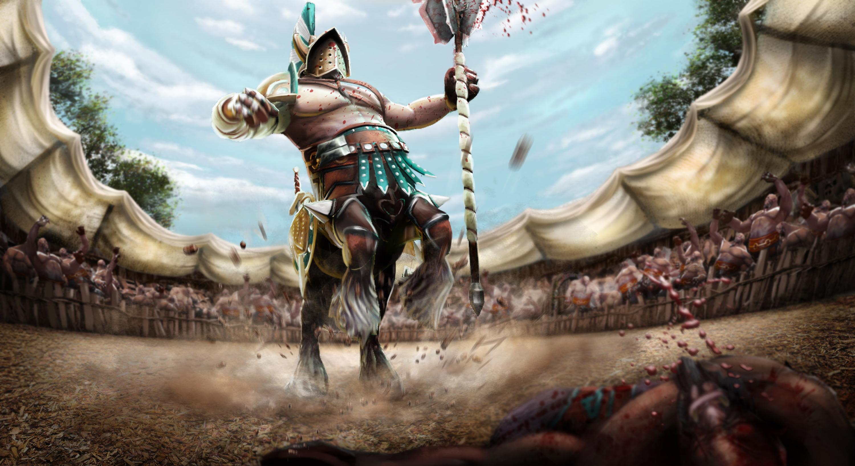 steam workshop gladiator warchief centaur warrunner