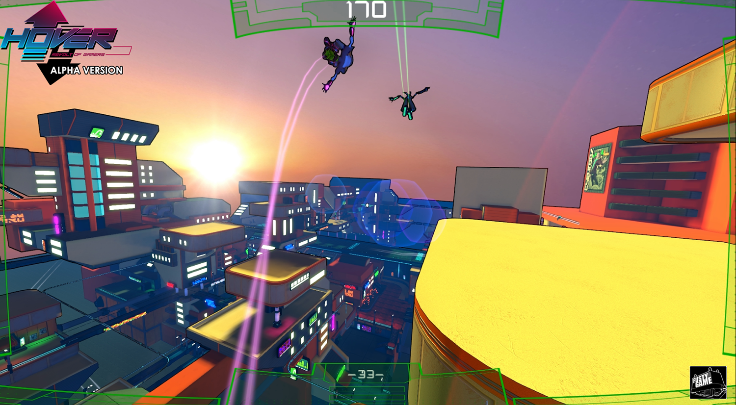 Steam Greenlight :: Hover : Revolt of Gamers