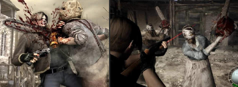 Resident Evil 4 Chainsaw Guy Steam Community :: Gui...