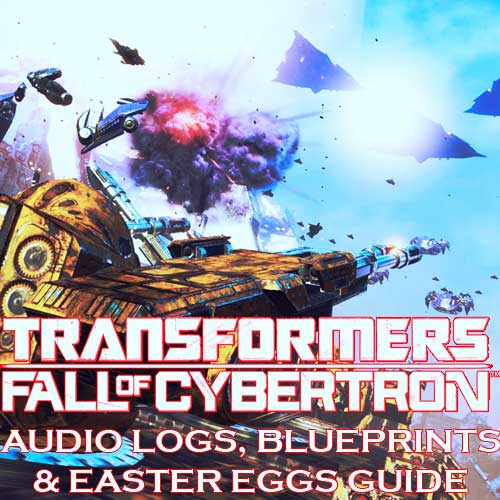 Steam Community :: Guide :: Transformers: Fall of Cybertron: Audio