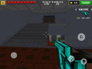 pixel gun 3d play on computer