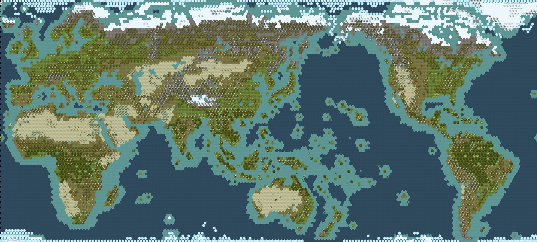 Steam Workshop Play The World Extended Brave New World Edition