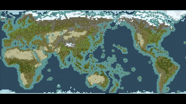Steam Workshop :: Play The World Extended (Brave New World ...