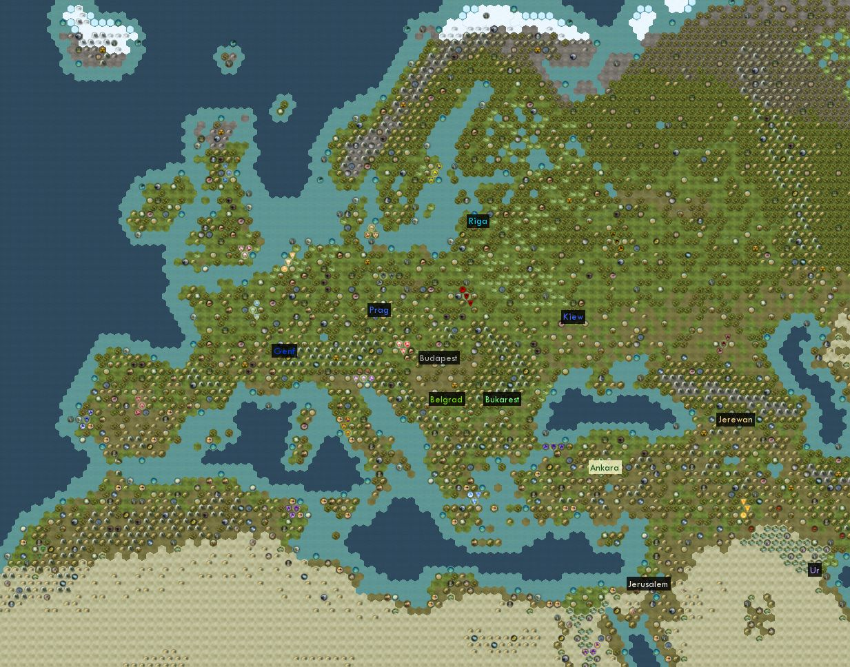 Steam Workshop Play Europe Again Brave New World