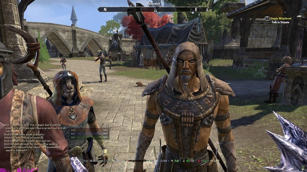 Steam Community Screenshot Man He Is One Pissed Altmer