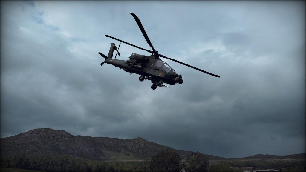 Steam Community :: Screenshot :: The Apache AH-64A - killing ...