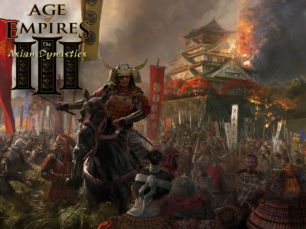 Steam Community :: :: Age of Empires III - The Asian Dynasties