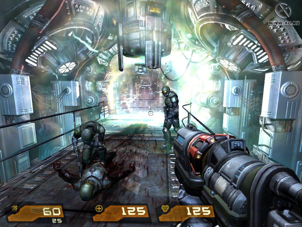Steam Community :: Guide :: Quake 4 com gráficos atuais