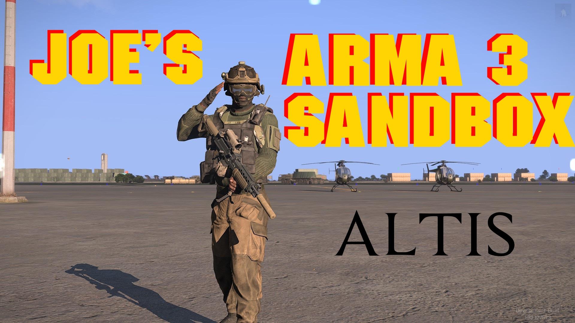 Arma 3 Sandbox [Altis]