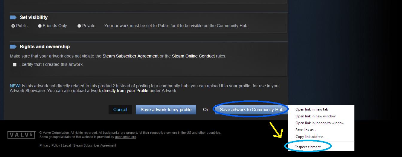 Steam Community :: Guide :: Uploading Artwork/GIF To GTA IV's