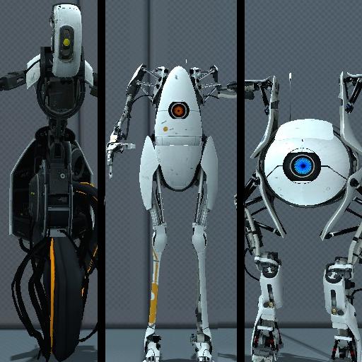 Portal 2 Survivor