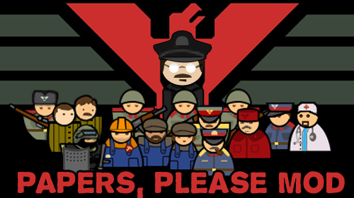 Papers Please mod