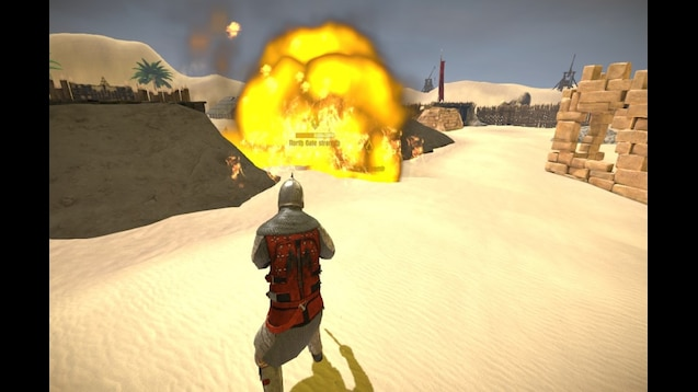 Workshop di Steam :: Horde Sandcastle
