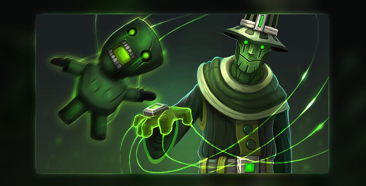 เวิร์กชอปบน Steam::Puppet Master