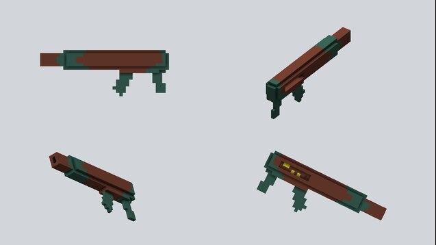 Steam Workshop :: Gun of skout