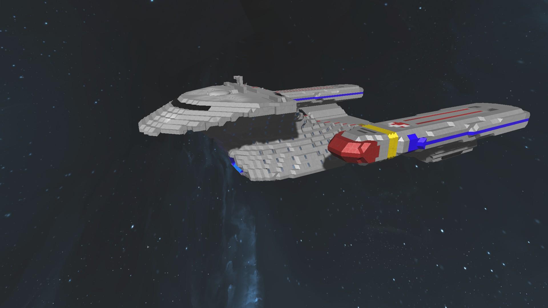 Steam Workshop Star Trek Uss Enterprise D Galaxy Class