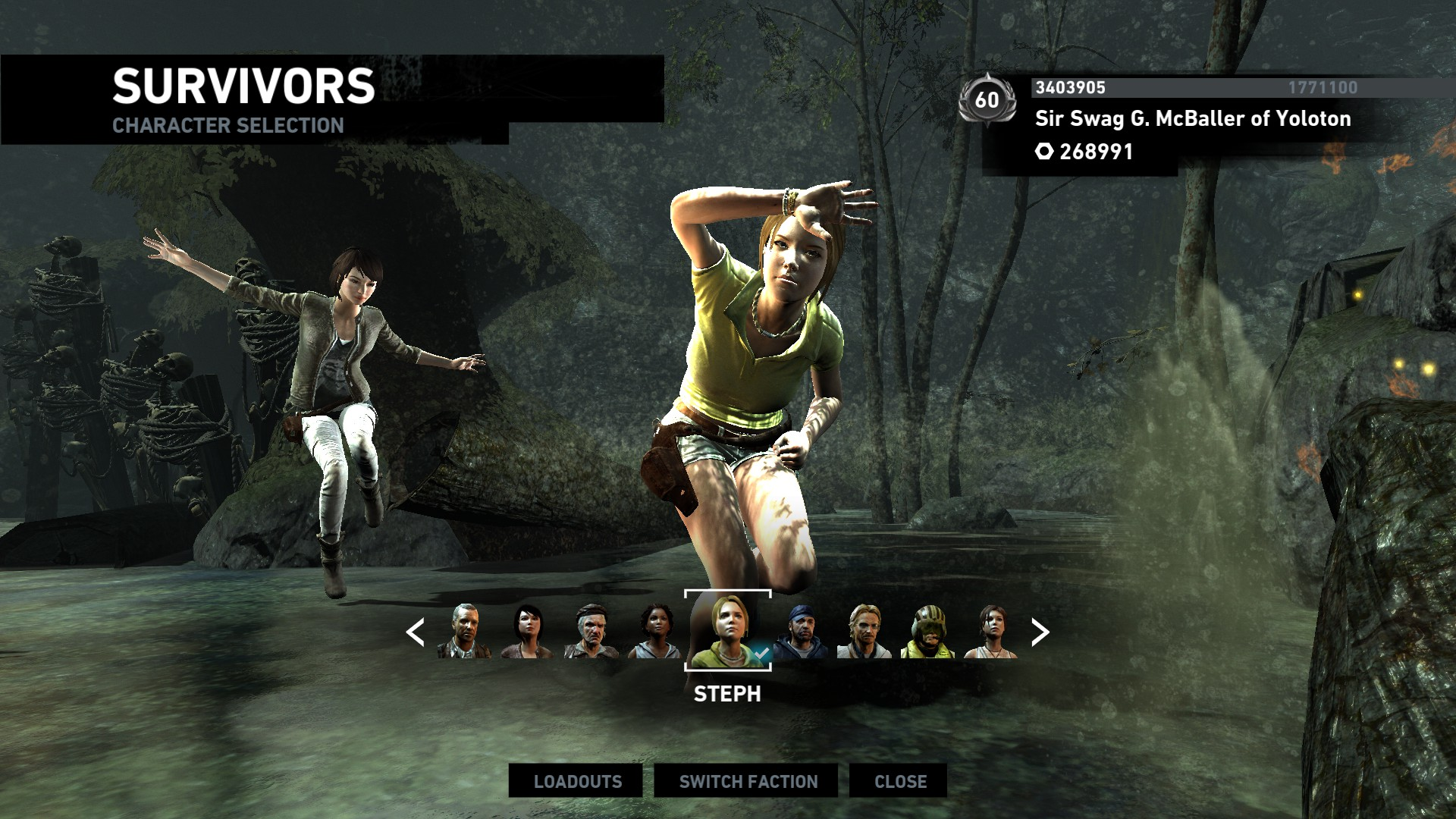 Rise of the tomb raider matchmaking