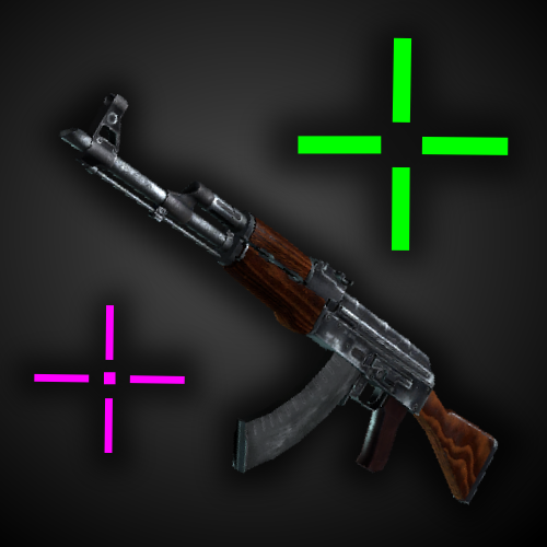 Steam Community :: Guide :: Crosshair Customization and
