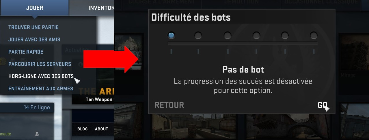 how to get infinite time in cs go