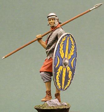 Auxiliary Reforms + Roman Archers