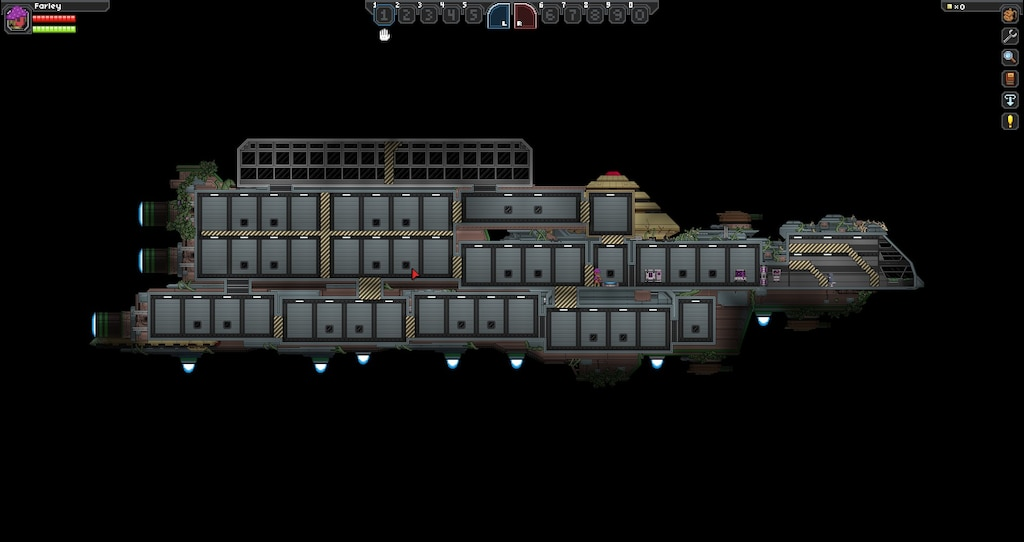 Steam Community Screenshot Fully Upgraded Floran Ship